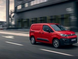 Nueva Citroën Berlingo Van
